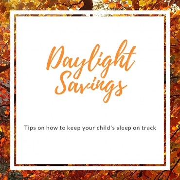 Daylight Saving Sleep Tips